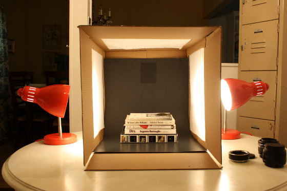 Seller Tip: Make Your Own Lightbox