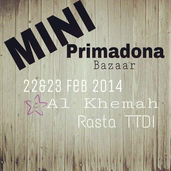 Mini Primadona Bazaar