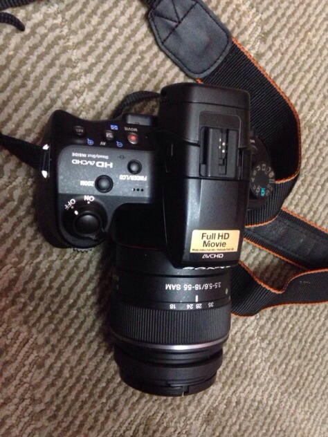 Sony Alpha37 DSLR, RM599  http://taps.io/LCLw