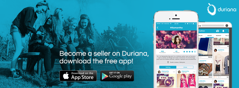 Sell from anywhere, anytime withDuriana