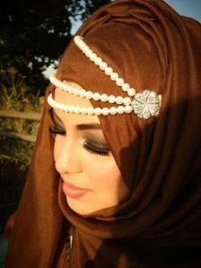 Hijab Necklace